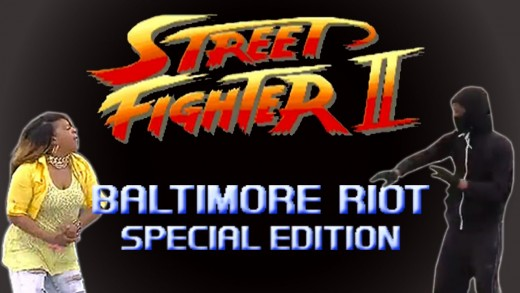 Street Fighter: Baltimore Riot Special Edition – Marca Blanca
