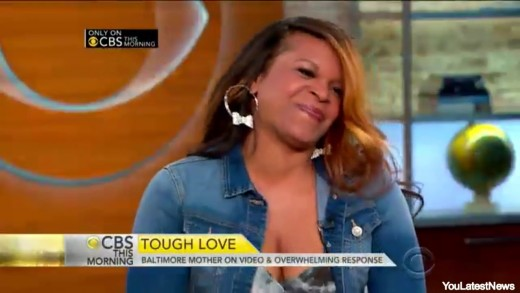 Toya Graham FULL INTERVIEW – Baltimore Mom Hits Son During Riots: 'I Just Lost It' |CBS VIDEO