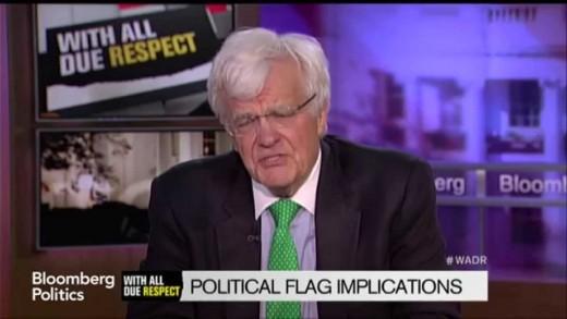 Al Hunt: Confederate Flag Is a Symbol of Hate
