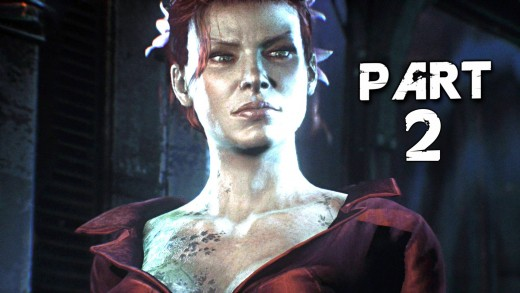 Batman Arkham Knight Walkthrough Gameplay Part 2 – Poison Ivy (PS4)