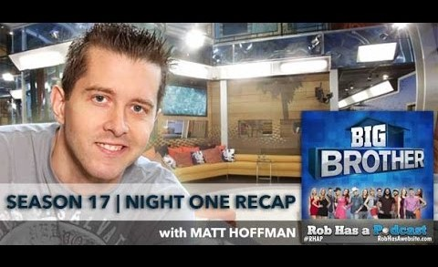 BB17 Season Premiere Recap | Big Brother 17 Episode 1 | June 24, 2015