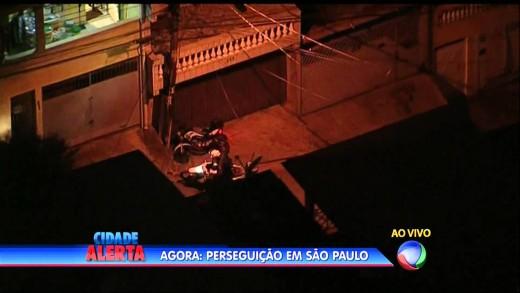 """""""Cidade Alerta"""" mostra execução de marginal ao vivo (23/06/2015)"""