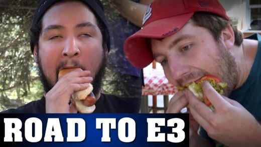 Coney Island Hotdogs   Road to E3 2015