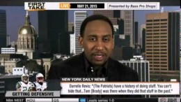 Darrelle Revis Calls Out Tom Brady & Patriots!  – ESPN First Take