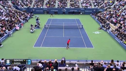 Djokovic vs Nadal Us Open 2013 Full Match HD