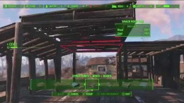 Fallout 4 Gameplay Crafting System 1080p HD E3 2015