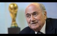 FIFA President Sepp Blatter Responding to Sponsors: Weaver