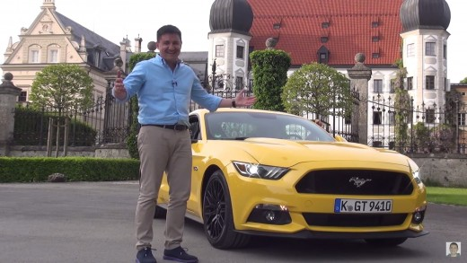 Ford Mustang 5.0 Fastback 2015 drive test & review 1 of 3 (www.buhnici.ro)