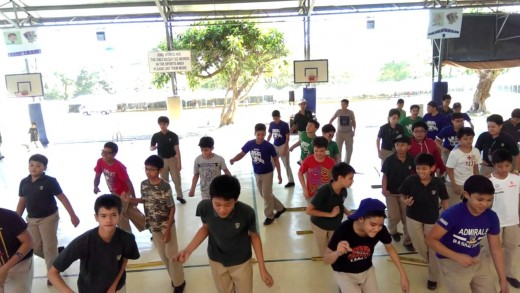 Grade 7 Batch Practice (Fathers' Day 2015)