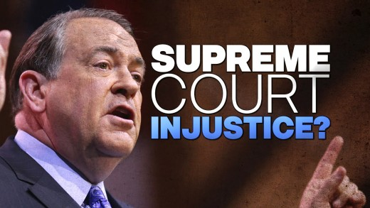 Huckabee: Supreme Being Overrules The Supreme Court
