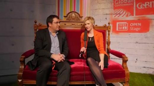 Interview: Dave Goldberg, CEO Surveymonkey, at #CGC15