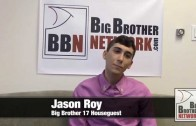Jason Roy – Big Brother 17 Houseguest [Interview]