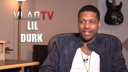 Lil Durk on Chris Brown & French Montana Collab Not Making Album
