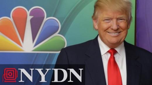 NBC Dumps Donald Trump