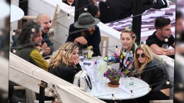 New Couple Alert: Miley Cyrus and Stella Maxwell