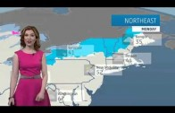 New York City's Weather Forecast for March 10, 2014