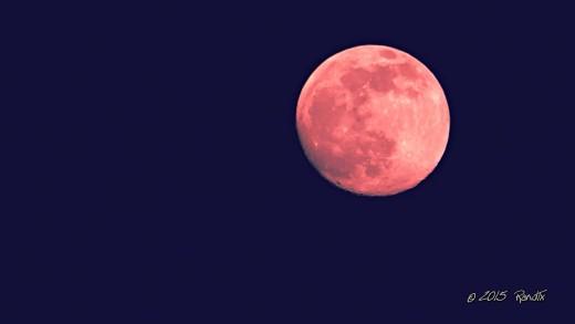 Pre Strawberry Moon 2015