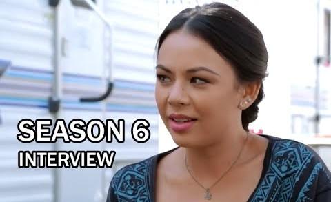 Pretty Little Liars Interview – Janel Parrish – Season 6 Spoilers