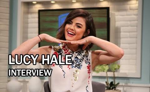 Pretty Little Liars Interview – Lucy Hale – Season 6 Spoilers