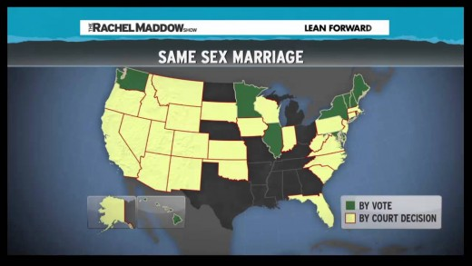 RACHEL MADDOW | Supreme Court agrees to rule on gay marriage