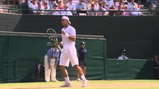 Rafael Nadal Vs Robin Soderling QF Wimbledon 2010 (Highlights HD)