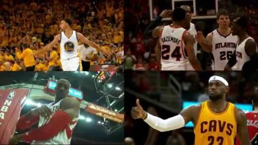 Sprite Presents: Drive on the Court – NBA Playoffs Semifinals