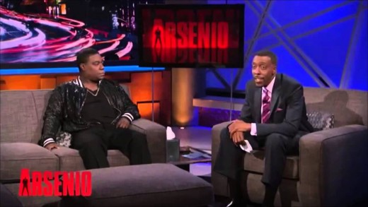 Tracy Morgan on Arsenio Hall – Full Interview