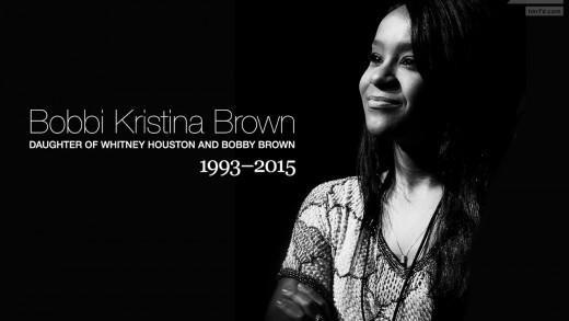Bobbi Kristina Brown dead at the age of 22