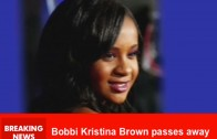 Whitney Houston's Daughter Bobbi Kristina Brown Dead At 22 Years Old