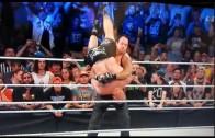 WWE BATTLEGROUND 7/19/2015 review UNDERTAKER Screws Brock Lesnar