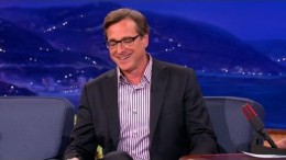 "Bob Saget's X-Rated ""Full House"" Memories – CONAN on TBS"