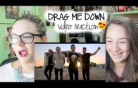 DRAG ME DOWN – One Direction \ video reaction