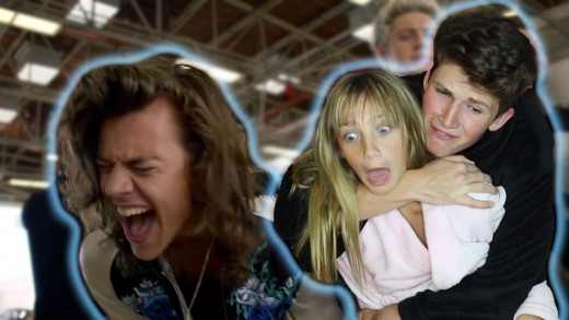 One Direction – Drag Me Down PARODY