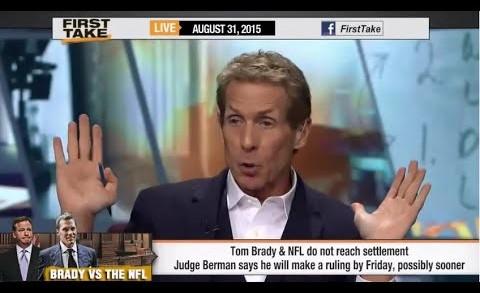 ESPN First Take – Tom Brady and NFL Do NOT Reach Settlement ?