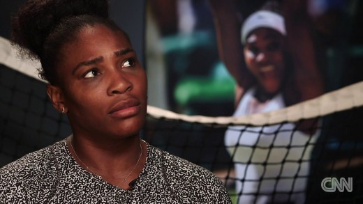 Serena Williams gears up for Grand Slam | CNN interview with Rachel Nichols | August 18, 2015