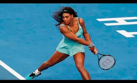 Serena Williams vs Venus Williams – US Open 2015 QF – Full Highlights HD