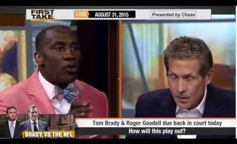 Tom Brady & Roger Goodell Final Meeting in Court!  –  ESPN First Take