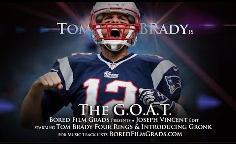 Tom Brady The G.O.A.T.