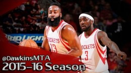 James Harden & Ty Lawson Full Highlights 2015.10.17 vs Heat – 29 Pts, 8 Assists Combined