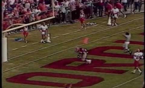 1985 # 17 Georgia Bulldogs vs #1 Florida Gators – Larry Munson call and comments