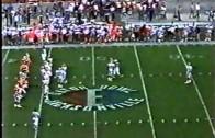 1988 #19 Georgia Bulldogs vs. Florida Gators