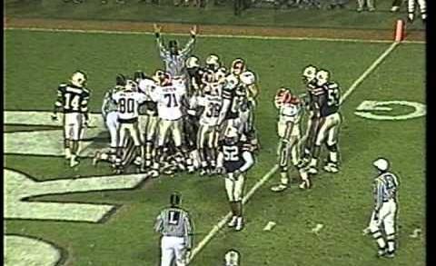 2002 Georgia Bulldog Football Season Highlites – Larry Munson call and comments