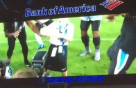 6 year old Braylon Beam steals show at Carolina Panthers FanFest   NFL Nation