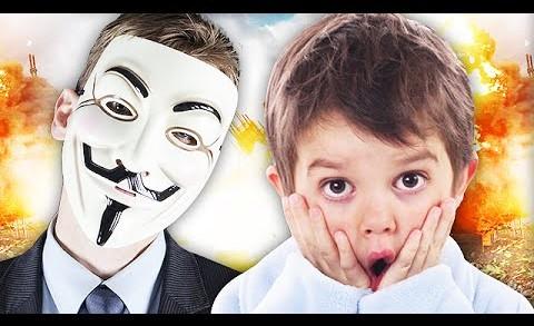 Anonymous Hacker TROLLING on Advanced Warfare! #3 (Call of Duty)