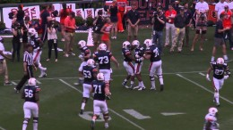 Auburn Football: A-Day 2015 Highlights