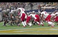 Baylor Football: Highlights vs. Texas Tech