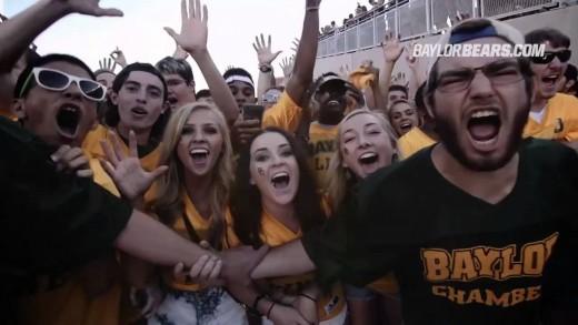 """Believe"" – A 2015-2016 Baylor Football Hype Video"