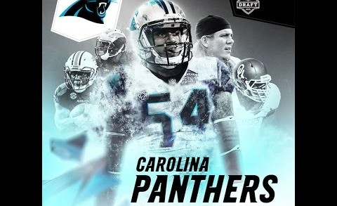 Carolina Panthers Official 2015 Draft Highlight Video!