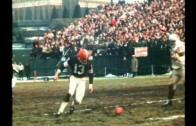 Cleveland Browns Frank Ryan last NFL championship QB (1964)
