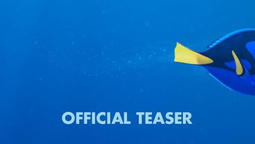 Finding Dory – Official US Teaser Trailer